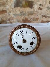 A1 / Mouvement horloge pendule