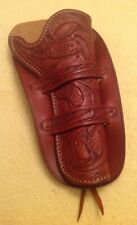 "REDUCED!! New Custom El Paso Saddlery Western 1880 ""Ranger"" Holster for Colt SAA"