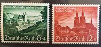 Germany 3rd Reich 1940, Mi.748-749, Scott B174-B175, ** MNH