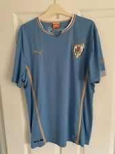 2014/2016 Uruguay home football shirt Puma large men's World Cup rare