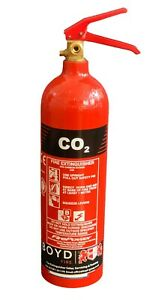 Full 2kg Co2 Extinguisher, Co2 Injection for Fish Tank, Aquariums, Live Plants