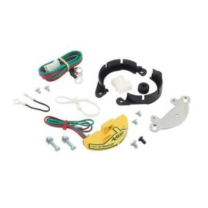 Accel Points-to-Electronic Conversion Kit 2010ACC; Points Eliminator for SBC BBC