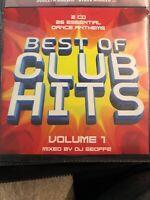 Various - Best of Club Hits 1 - Various CD EIVG Good Shape Dance Music Deals Rap