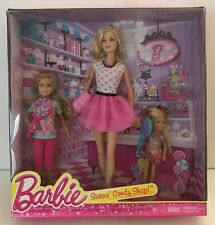 Sisters' Candy Shop Barbie Doll Collector  CDC95 NRFB