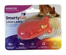 SmartyKat Loco Laser Light Pointer Interactive Cat Toy - Pink