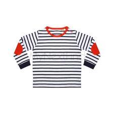 Larkwood Striped Long Sleeved T-Shirt