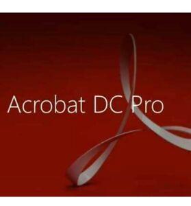 Adobe Acrobat PRO DC 2020 // DEUTSCH //