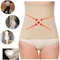Fat Burner Sauna Tummy Tuck Belt Body Shaper Girdle Belly Slimmer Waist Trainer