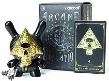 The Magician by Godmachine - Kidrobot Arcane Divination Dunny Series