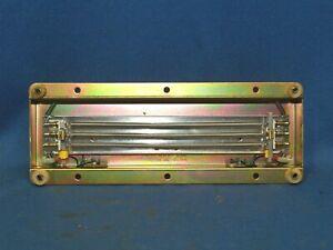 "OEM ""Fender Acoustasonic Jr"" Accutronics Reverb Tank 8EB2C1D 3 Spring Exc USA"