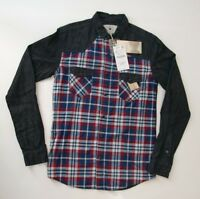 Zara for mens checkered shirt casual sport country style colour size S M L new