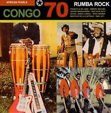NEW African Pearls 5: Congo 70 - Rumba Rock (Audio CD)