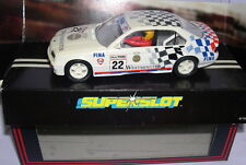 SUPERSLOT C326 BMW 318I WESTMINSTER  #22  SCALEXTRIC UK  MB