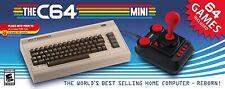 The C64 Mini - Retro Games Console [Classic Compact HMDI 720p USB Joystick] NEW