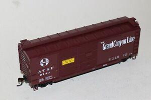 40' Athearn double door boxcar Santa Fe ATSF #6143