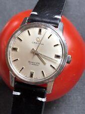 Vintage Certina Bristol 235 Manual Swiss Made Mens Watch Steel 34,5mm Cal. 25-66