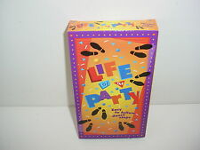 Life of The Party Easy to Follow Dance Steps VHS Video Tape