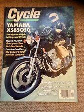 Cycle Magazine December 1979 Retro Motorcycle Suzuki Honda Kawasaki Yamaha etc