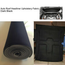 Headliner Replacement Fabric Foam Backing Auto Roof Lining Split Remedy 1.2x1.5M