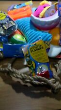 Job lot, 5 dog toys, accessories, random, lucky dip selection of 5 pet products