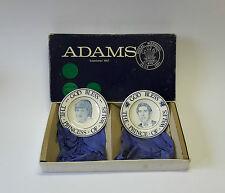 Adams Royal Wedding zwei kleine Zierteller Charles und Diana 1981 in OVP England