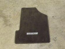 OEM USDM 06-08 Honda Ridgeline RTL front accessory carpet floor mat warm gray FR