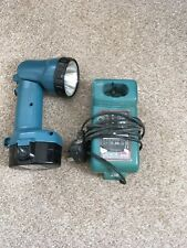 Makita Charger And Torch 14.4v Used
