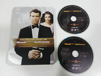007 JAMES BOND EL MUNDO NUNCA ES SUFICIENTE 2 X DVD STEELBOOK ESPAÑOL ENGLISH
