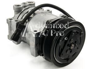 AC A/C Compressor Fits: 1994 - 2002 Dodge Ram  2500 - 3500 V8 5.9L / V10 8.0L