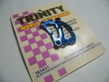 TRINITY TK5031 Alu Rear Chassis Corner Braces  ASSO TC3