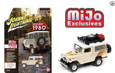 1980 TOYOTA LAND CRUISER CREAM LTD 1/64 DIECAST MODEL JOHNNY LIGHTNING JLCP7331