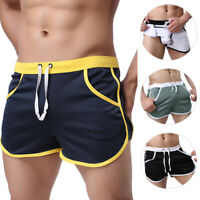 Sexy Men Summer Gym Sports Jogging Short Pants Trousers Casual Half Pants Shorts