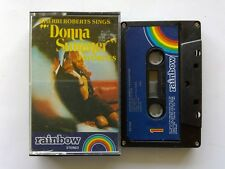 Sherri Roberts Sings Donna Summer Favorites Cassette (C24)