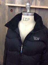 Mountain Hardwear Down Jacket Womens Puffer Fleece Lined Warm Winter Sz Large
