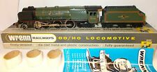 Wrenn W2228 - 46235-'City of Birmingham' BR Green - Boxed - Vintage.(00)