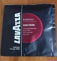 50 - Lavazza ESE Coffee Pods Italian GRAN CREMA Indiv Sealed BB 2/19 (MC)
