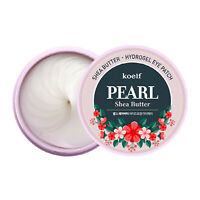 KOELF Pearl & Shea Butter Hydrogel Eye Patch 1.4g*60pcs