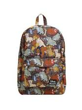 DISNEY THE LION KING LOUNGEFLY BACKPACK NEW!