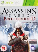 Xbox 360 Assassins Creed Brotherhood Special Edit VideoGames