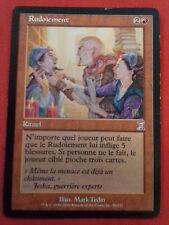 IL BULLISMO BROWBEAT RITUALE SPIRALE TEMPORALE CARTOLINA MAGIC MTG RARA VF