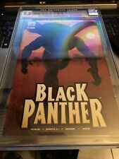 Black Panther # 1 CGC 9.8 04/05  Limited Edition Esad Ribic cover {CGCB2}