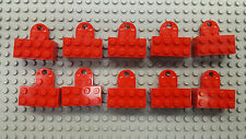 LEGO Accessories RED Magnet Stands for Mini Figures OF 10 - NEW