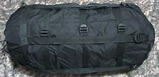 US ARMY ISSUE SLEEPING BAG COMPRESSION SACK, XL, 9 Strap, camping