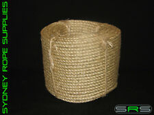 8MM X 100MTR SISAL ROPE EXCELLENT QUALITY AND VALUE