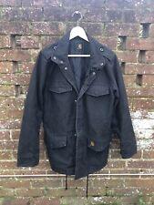 Carhartt Hickman Black Padded Parka Coat Small