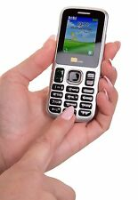 TTsims TT130 Dual Sim Mobile Phone - Red EE PAYG Cheapest Camera Bluetooth NEW