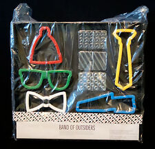 NIB Cookie Cutter & Stamper Set Gift Band of Brothers Target Neiman Marcus New