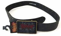 Slipknot Studded Leather Black Belt w/ Buckle New Official Band Merch