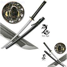 Samurai Katana Sword Battle Ready Japanese Folded Steel 1000 Layers Sharp Blade