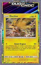 Electhor Holo - SL09:Duo De Choc - 40/181 - Carte Pokemon Neuve Française